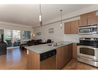 """Photo 12: 322 9655 KING GEORGE Boulevard in Surrey: Whalley Condo for sale in """"GRUV"""" (North Surrey)  : MLS®# R2134761"""