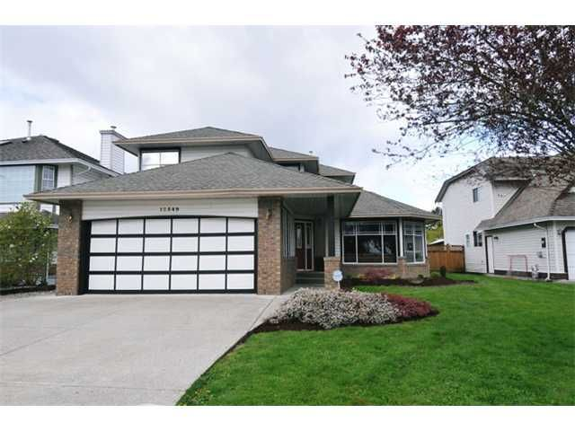 """Main Photo: 12549 220TH Street in Maple Ridge: West Central House for sale in """"DAVISON SUBDIVISION"""" : MLS®# V1059619"""