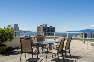 Photo 8: 604 1250 BURNABY STREET in Vancouver: West End VW Condo for sale (Vancouver West)  : MLS®# R2278336