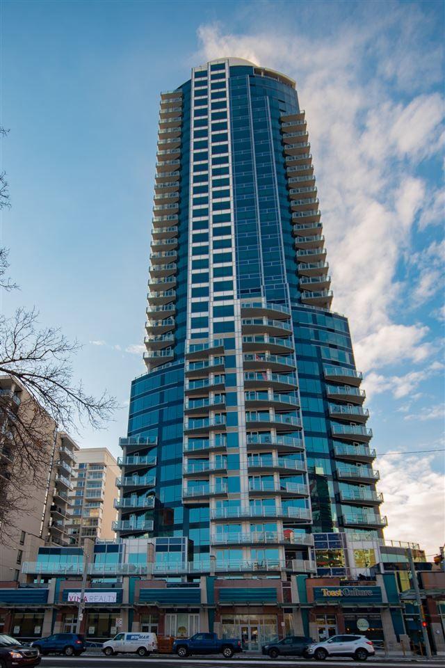 Main Photo: 301 11969 JASPER Avenue in Edmonton: Zone 12 Condo for sale : MLS®# E4218489