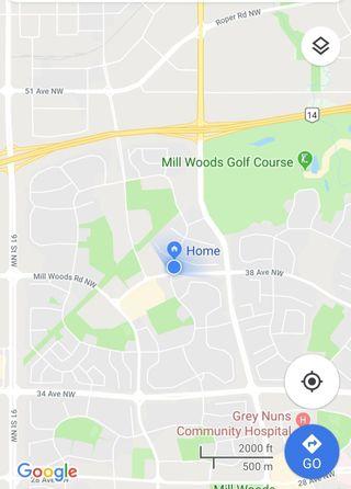 Photo 32: 813 MILLBOURNE Road E in Edmonton: Zone 29 House Half Duplex for sale : MLS®# E4252431