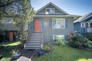 Photo 1: 2820 W 11TH Avenue in Vancouver: Kitsilano House for sale (Vancouver West)  : MLS®# R2570556