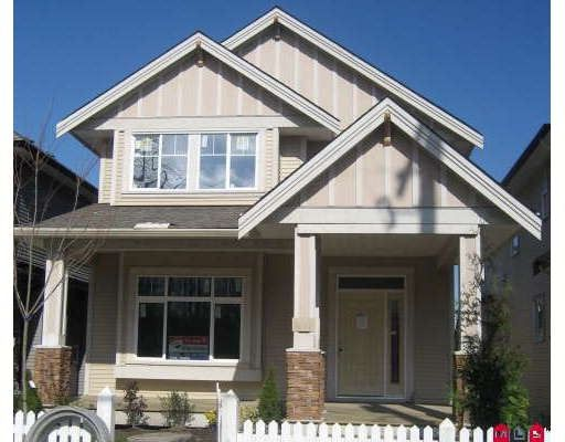 """Main Photo: 21017 83RD Avenue in Langley: Willoughby Heights House for sale in """"YORKSON"""" : MLS®# F2812653"""