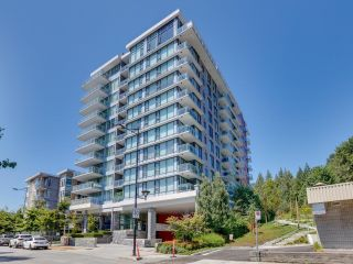 """Main Photo: 1202 3281 E KENT AVENUE NORTH in Vancouver: South Marine Condo for sale in """"RHYTHM BY POLYGON"""" (Vancouver East)  : MLS®# R2602485"""