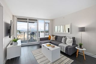 Photo 2: 1109 668 Columbia Street in New Westminster: Quay Condo for sale