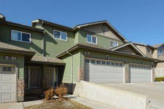 Photo 29: 3 30 OAK VISTA Drive: St. Albert Townhouse for sale : MLS®# E4261374