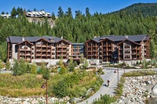 "Photo 1: 108D 2020 LONDON Lane in Whistler: Whistler Creek Condo for sale in ""Evolution"" : MLS®# R2517433"
