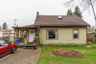 Photo 1: 695 ALWARD Street in Prince George: Crescents House for sale (PG City Central (Zone 72))  : MLS®# R2573010