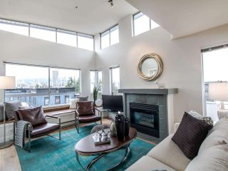"Photo 1: 16 1388 W 6TH Avenue in Vancouver: Fairview VW Condo for sale in ""NOTTINGHAM"" (Vancouver West)  : MLS®# R2411492"