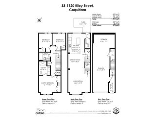 """Photo 30: 33 1320 RILEY Street in Coquitlam: Burke Mountain Townhouse for sale in """"RILEY"""" : MLS®# R2562101"""
