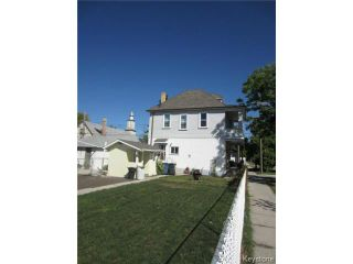 Photo 14: 244 Parr Street in WINNIPEG: North End Residential for sale (North West Winnipeg)  : MLS®# 1320450
