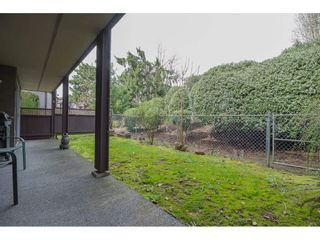 """Photo 2: 214 34909 OLD YALE Road in Abbotsford: Abbotsford East Townhouse for sale in """"The Gardens~"""" : MLS®# R2254662"""