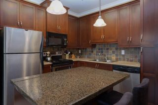 """Photo 4: 414 2955 DIAMOND Crescent in Abbotsford: Abbotsford West Condo for sale in """"Westwood"""" : MLS®# R2149525"""