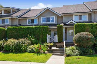"Main Photo: 5 2927 FREMONT Street in Port Coquitlam: Riverwood Townhouse for sale in ""Riverside Terrace"" : MLS®# R2483855"