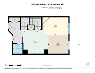 Photo 2: 4 HARTWICK Mews: Spruce Grove House Half Duplex for sale : MLS®# E4266309