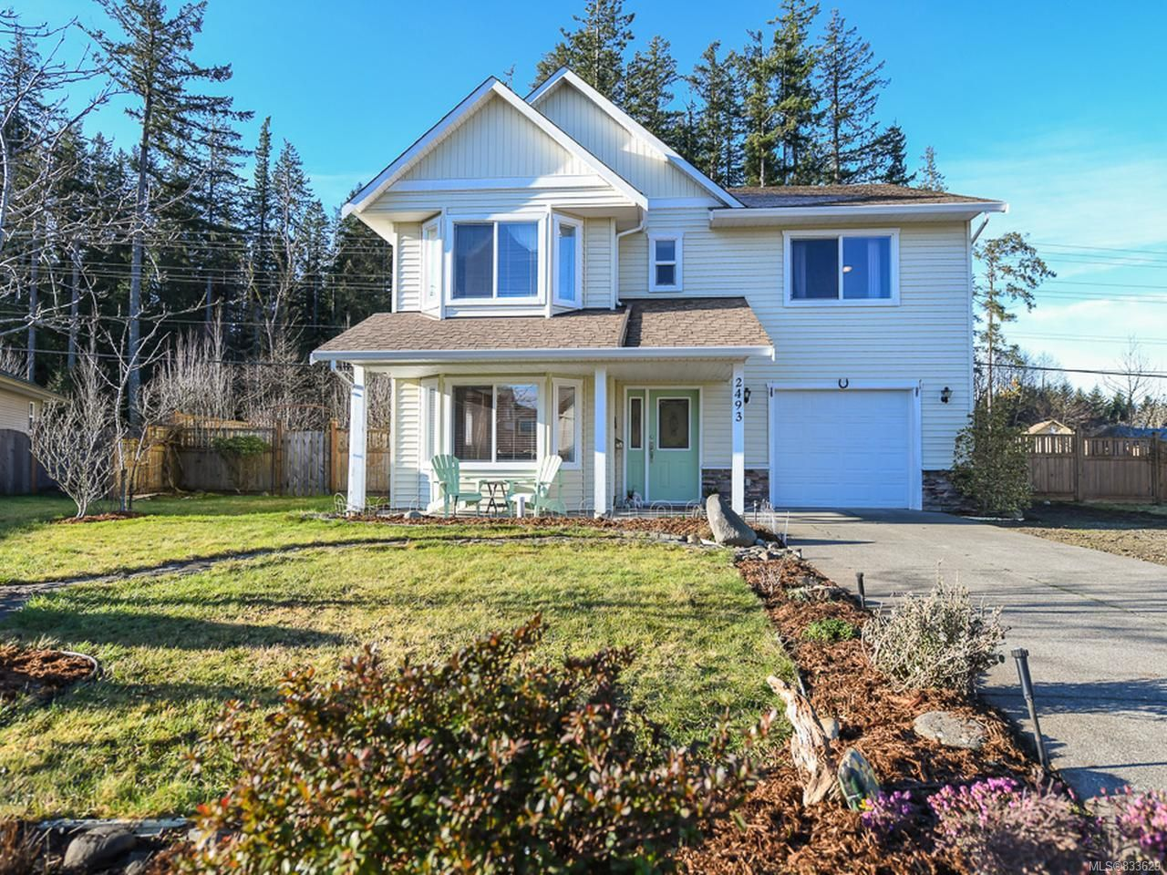 Main Photo: 2493 Kinross Pl in COURTENAY: CV Courtenay East House for sale (Comox Valley)  : MLS®# 833629