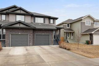 Photo 2: 40 ROYAL Street: St. Albert House Half Duplex for sale : MLS®# E4234909