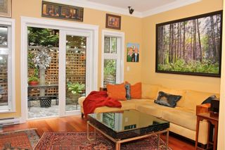 Photo 9: 1709 MAPLE Street in Vancouver: Kitsilano Townhouse for sale (Vancouver West)  : MLS®# V1066186
