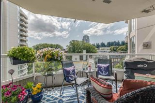 """Photo 7: 1107 71 JAMIESON Court in New Westminster: Fraserview NW Condo for sale in """"PALACE QUAY"""" : MLS®# R2475178"""