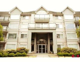 "Photo 1: 204 33668 KING Road in Abbotsford: Poplar Condo for sale in ""COLLEGE PARK"" : MLS®# F2719249"