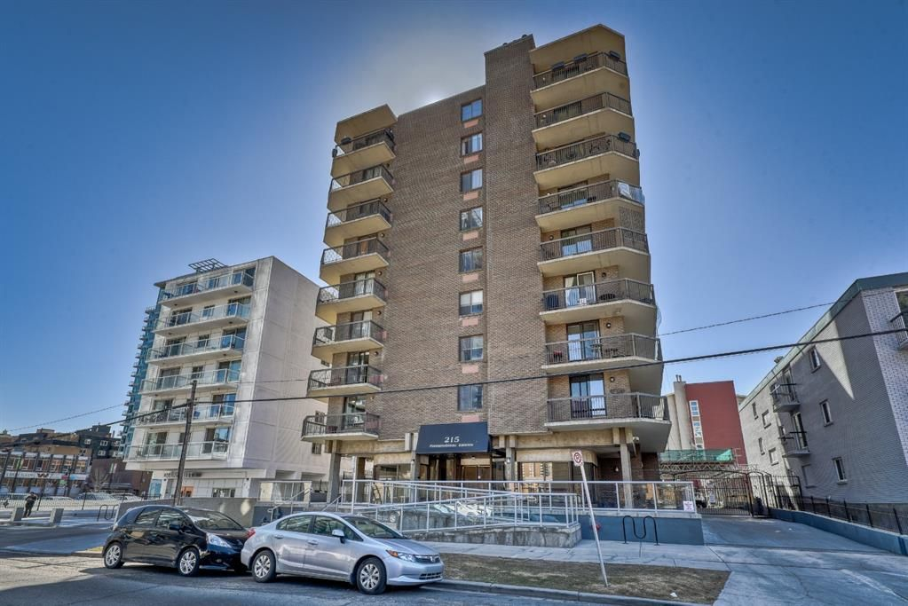 Main Photo: 402 215 14 Avenue SW in Calgary: Beltline Apartment for sale : MLS®# A1095956