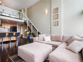 """Photo 4: PH3 933 SEYMOUR Street in Vancouver: Downtown VW Condo for sale in """"THE SPOT"""" (Vancouver West)  : MLS®# V1094972"""