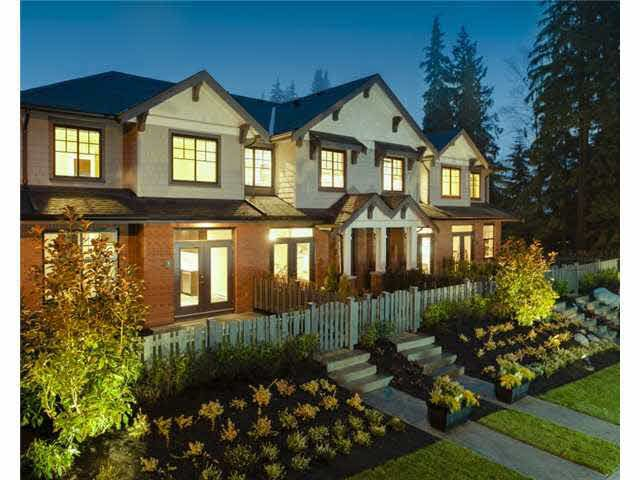 Main Photo: 2 3470 HIGHLAND DRIVE in : Burke Mountain Townhouse for sale : MLS®# V1086269
