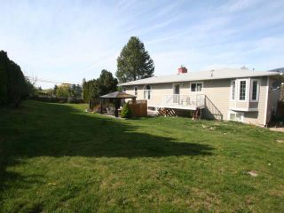 Photo 26: 6135 TODD ROAD in : Barnhartvale House for sale (Kamloops)  : MLS®# 134067