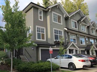 """Photo 1: 13 3461 PRINCETON Avenue in Coquitlam: Burke Mountain Townhouse for sale in """"Bridlewood By polygon"""" : MLS®# R2327343"""
