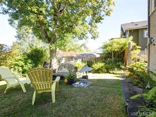 Photo 15: 349/51 Kipling St in VICTORIA: Vi Fairfield West Full Duplex for sale (Victoria)  : MLS®# 744993