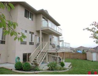 """Photo 8: 3582 VIEWMOUNT Place in Abbotsford: Abbotsford West House for sale in """"RIDGEVIEW & VIEWMOUNT"""" : MLS®# F2901793"""