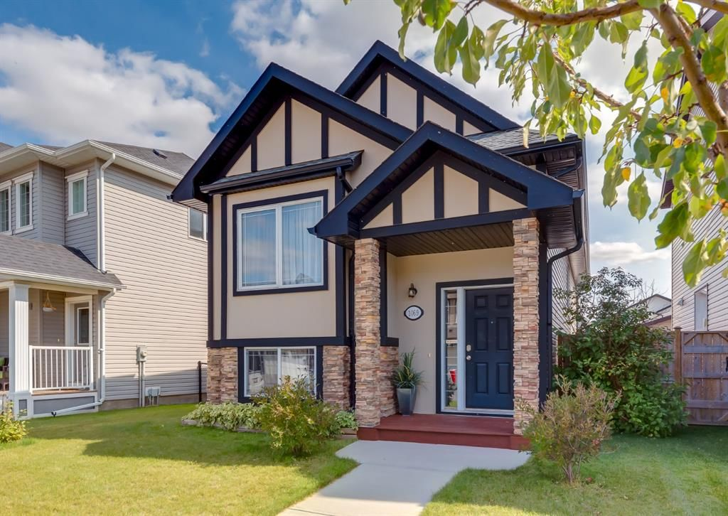 Main Photo: 1069 Kingston Crescent SE: Airdrie Detached for sale : MLS®# A1150522
