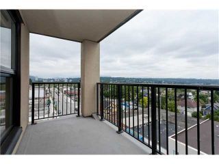"""Photo 2: 701 415 E COLUMBIA Street in New Westminster: Sapperton Condo for sale in """"SAN MARINO"""" : MLS®# V905282"""