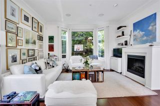 Photo 1: 2162 W 8TH AVENUE in Vancouver: Kitsilano Townhouse for sale (Vancouver West)  : MLS®# R2599384
