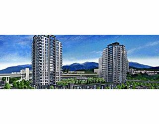 """Photo 1: 4182 DAWSON Street in Burnaby: Central BN Condo for sale in """"TANDEM 3"""" (Burnaby North)  : MLS®# V597543"""