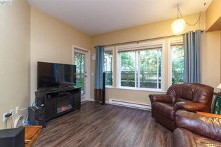Photo 3: 105 360 Goldstream Ave in VICTORIA: Co Colwood Corners Condo for sale (Colwood)  : MLS®# 815464