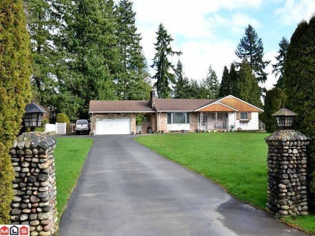 Main Photo: 5844 132ND Street in Surrey: Panorama Ridge House for sale : MLS®# F1206809