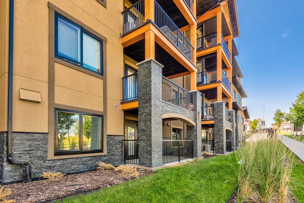 Photo 25: Photos: 2105 450 Kincora Glen Road NW in Calgary: Kincora Apartment for sale : MLS®# A1126797