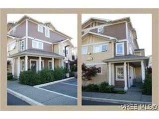 Photo 1: 102 842 Brock Ave in VICTORIA: La Langford Proper Row/Townhouse for sale (Langford)  : MLS®# 482992