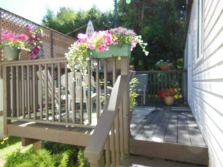 """Photo 10: 15 4200 DEWDNEY TRUNK Road in Coquitlam: Ranch Park Manufactured Home for sale in """"HIDEWAY PARK"""" : MLS®# V967893"""