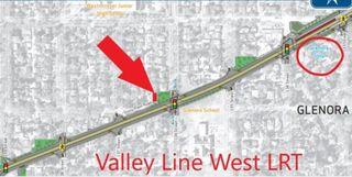 Photo 4: 13610 Stony Plain Road in Edmonton: Zone 11 Vacant Lot for sale : MLS®# E4224624