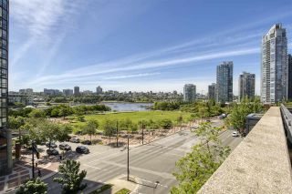 "Main Photo: 705 289 DRAKE Street in Vancouver: Yaletown Condo for sale in ""Parkview Tower"" (Vancouver West)  : MLS®# R2467634"