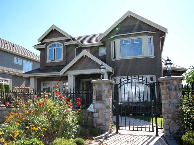 Main Photo: 1208 W 47th Avenue, South Granville, Vancouver, BC