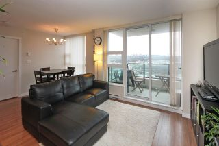 """Photo 12: 2502 2232 DOUGLAS Road in Burnaby: Brentwood Park Condo for sale in """"AFFINITY"""" (Burnaby North)  : MLS®# R2019095"""