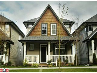 "Photo 1: 6166 150 Street in Surrey: Sullivan Station House for sale in ""Sullivan Heights"" : MLS®# F1007275"