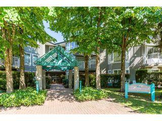 """Photo 1: 308 15150 108 Avenue in Surrey: Guildford Condo for sale in """"Riverpointe"""" (North Surrey)  : MLS®# R2398810"""