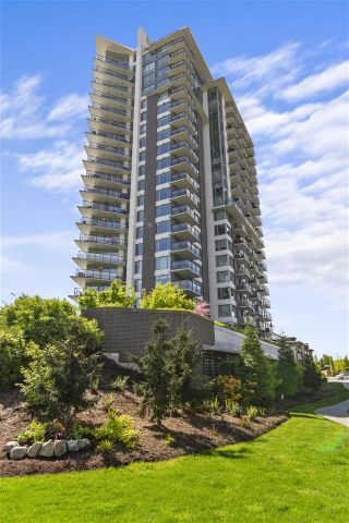 """Photo 38: 503 210 SALTER Street in New Westminster: Queensborough Condo for sale in """"PENINSULA"""" : MLS®# R2579738"""