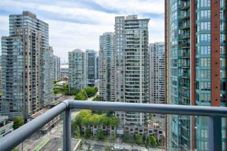 """Photo 9: 1803 928 RICHARDS Street in Vancouver: Yaletown Condo for sale in """"The Savoy"""" (Vancouver West)  : MLS®# R2591014"""
