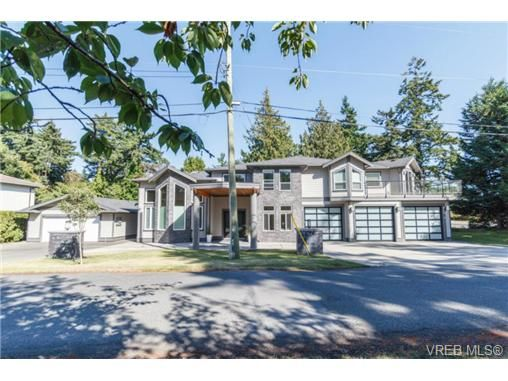 Main Photo: 2610 Arbutus Rd in VICTORIA: SE Queenswood House for sale (Saanich East)  : MLS®# 704967