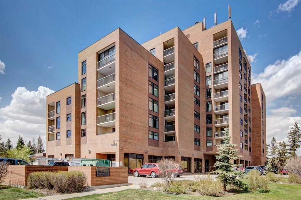 Main Photo: 1013 8604 48 Avenue NW in Calgary: Bowness Apartment for sale : MLS®# A1107613